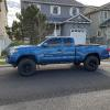 "Toyota Tacoma w/ Bilstein 5100 Ride Height adjustable shocks and 32"" Tires"