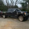 '19 F350 w/ Carli Suspension Backcountry Leveling Kit and Fox 2.0 Shocks